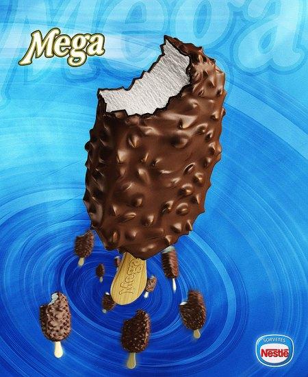 MEGA-sorvete